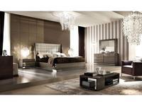 ALF: Monaco: спальная комната (gris,ecopiel)