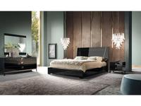 ALF: Mont Noir: спальная комната (black high gloss)