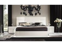 ALF: Canova: кровать 160х200  (bianco lucido)