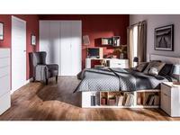 5212640 кровать двуспальная Vox: 4YOU