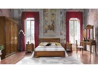 Saoncella: Puccini: спальная комната (вишня)