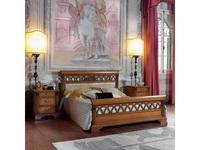 5215893 кровать двуспальная Saoncella: Puccini