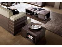 ALF: Monaco: стол журнальный квадратный  (шпон канадской березы, лак)