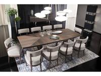 ALF: Accademia: стол и стулья (termocotto)