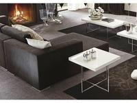 ALF: Canova: стол журнальный  60х60 (bianco lucido)