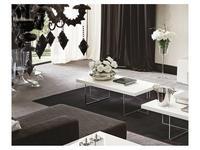 ALF: Canova: стол журнальный  120х60 (bianco lucido)