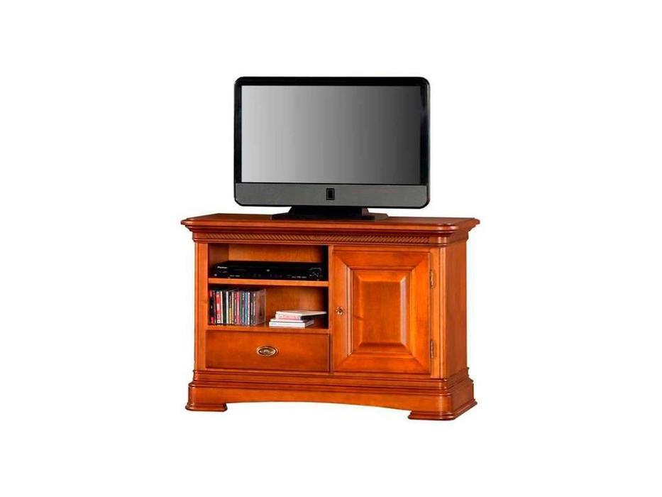 Ceglewski: Noblesse: тумба под телевизор  малая (янтарь)