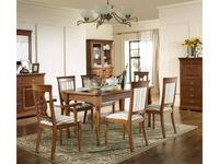 Ceglewski: Noblesse: стол обеденный раскладной  (янтарь)