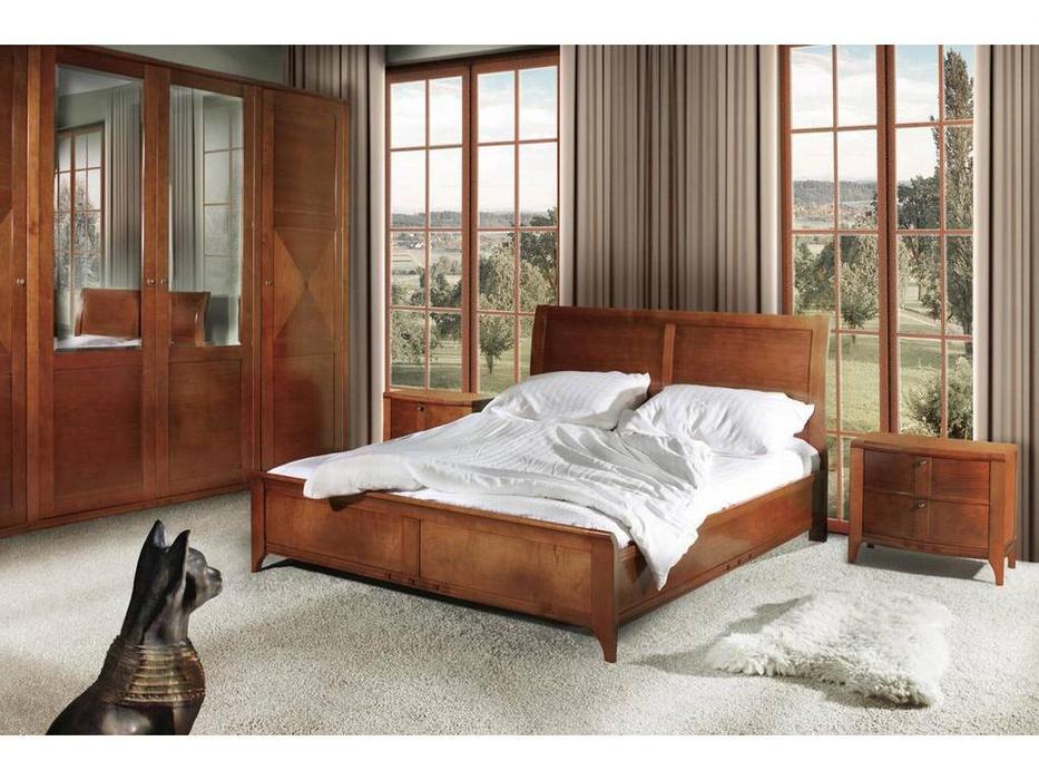Ceglewski: Insolito: кровать 160х200  (вишня)
