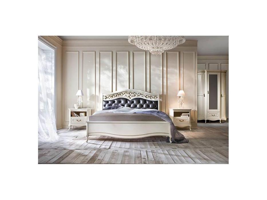 Taranko: Verona: кровать 180х200  (krem patina)