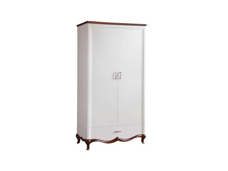 Taranko: Milano: шкаф 2-х дверный  (белый)