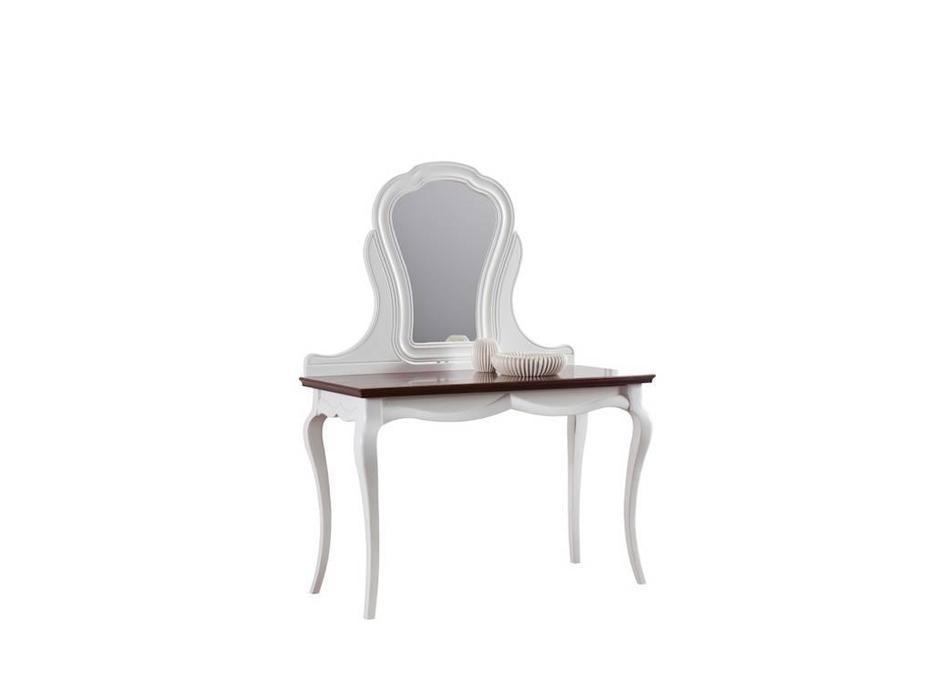 Taranko: Milano:  стол туалетный  (белый)