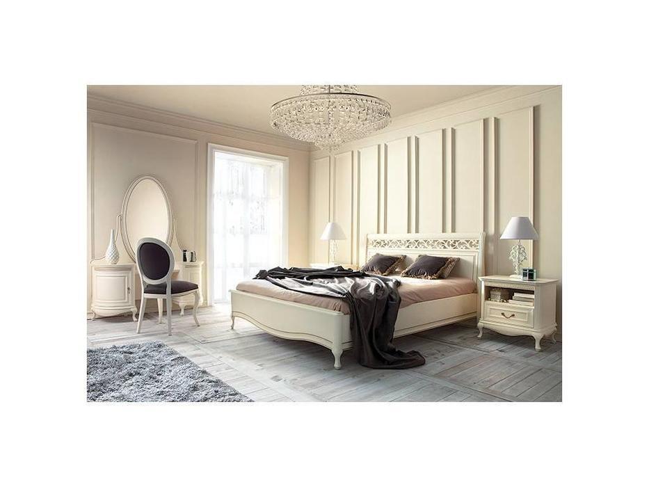 Taranko: Verona: кровать 160х200  (krem patina)