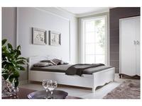 Taranko: Milano: кровать 160х200  (белый)