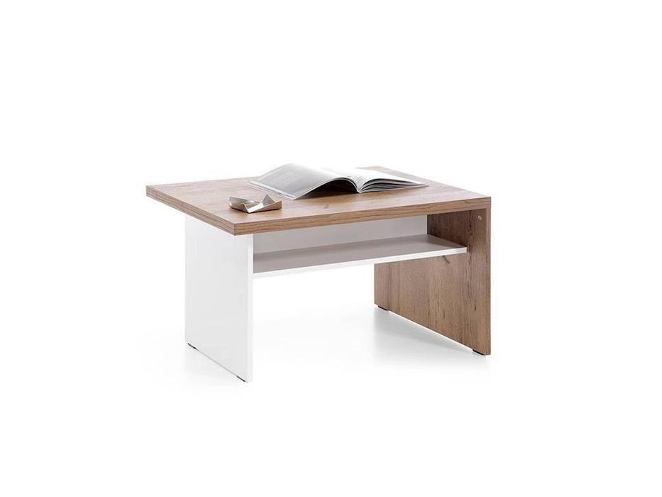 Taranko: Como: стол журнальный  (дуб, белый)