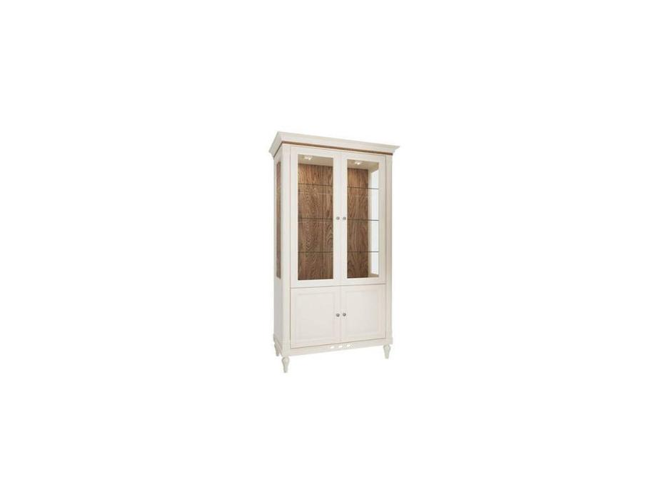 Taranko: Florencia: витрина 2 дверная  (patyna)