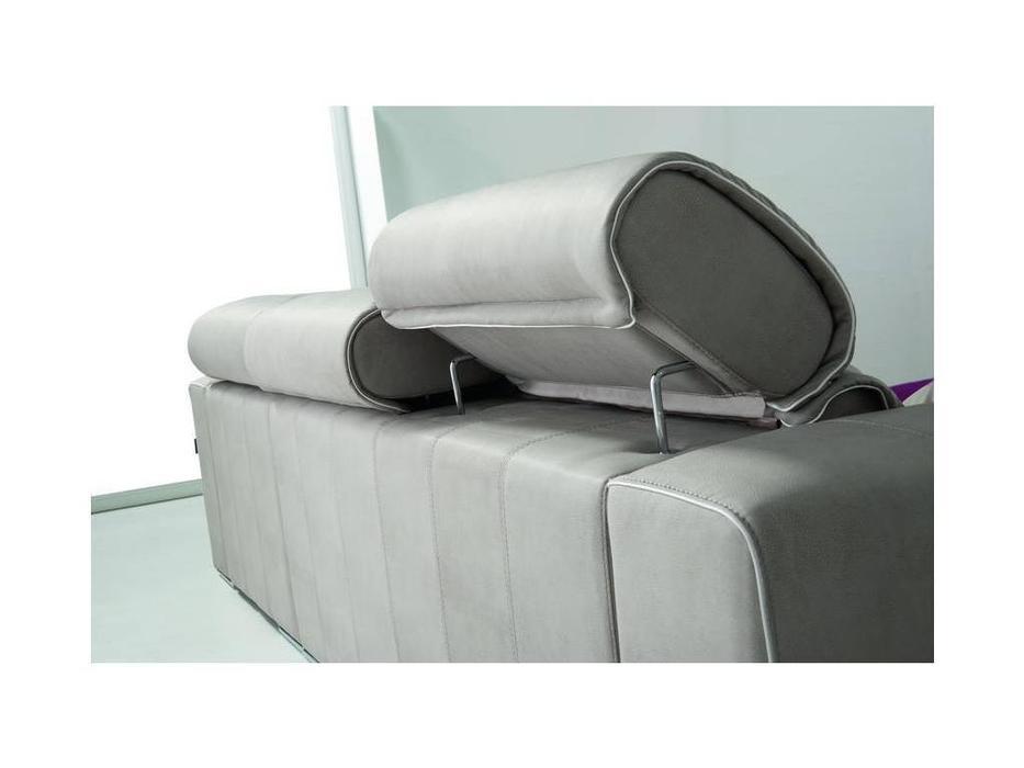 Pedro Ortiz: Carmen: диван угловой (grey)