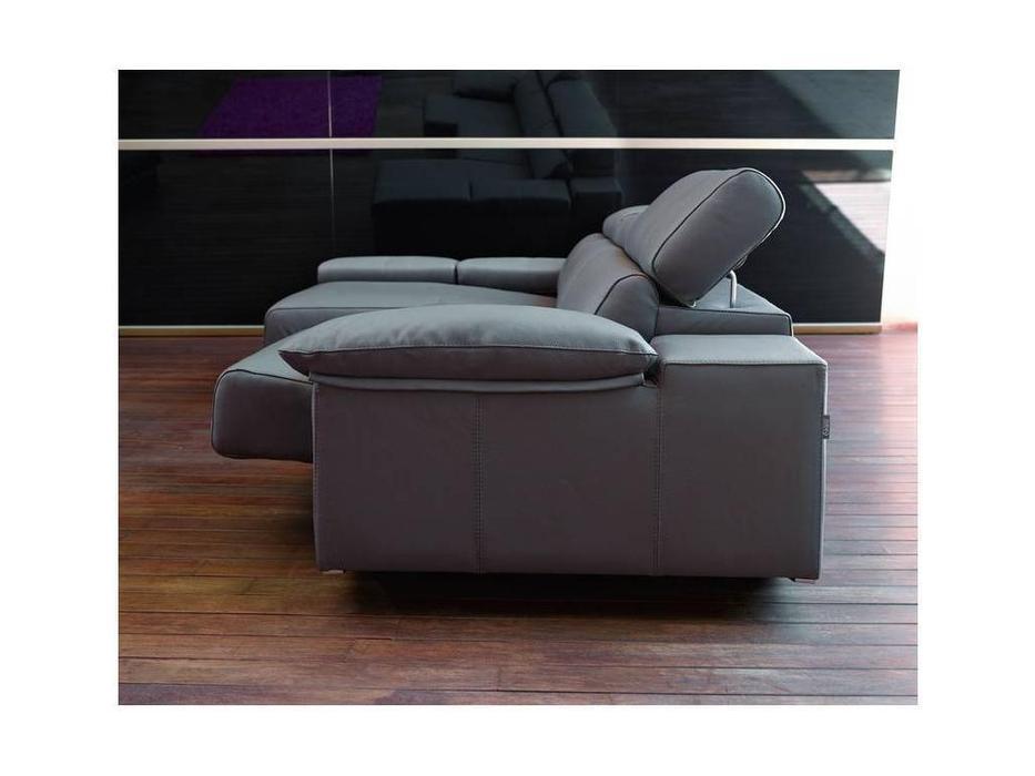 Pedro Ortiz: Gloria: диван угловой (grey)