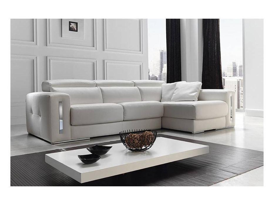 Pedro Ortiz: Sabrina: диван угловой (white)