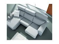 Pedro Ortiz: Nora: диван угловой (gris)
