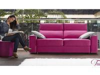 Pedro Ortiz: Tukaly: диван 3-х местный (pink)
