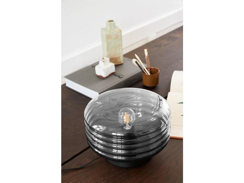 Frandsen: Wheels: лампа настольная  (серый, черный)