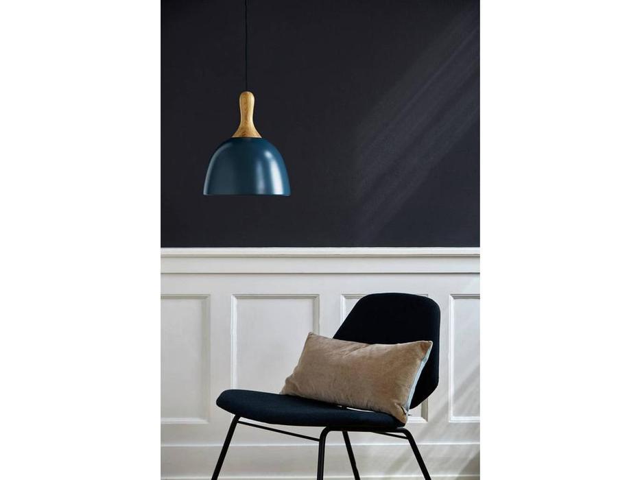 Frandsen: Topp: светильник  подвесной (черный матовый)