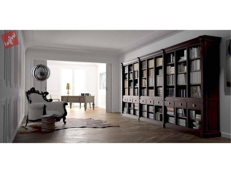 La Ebanisteria: Hamster: библиотека ESCORIAL (Ebano interiors)