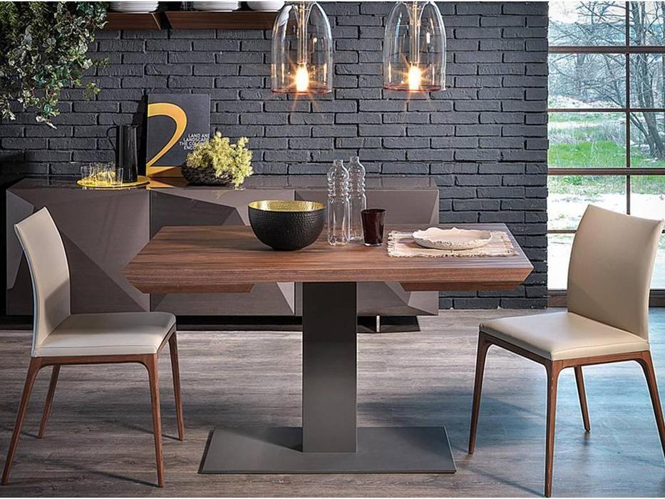 Cattelan: Elvis Wood Drive: стол обеденный раскладной (oak)