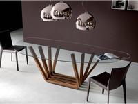5213875 стол обеденный Cattelan: Domino