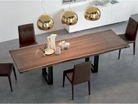Cattelan: Sigma Drive: стол обеденный раскладной (oak)