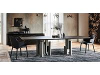 Cattelan: Skyline Wood: стол обеденный