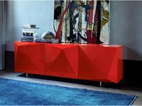 Cattelan: Kayak: прилавок (glossy red)