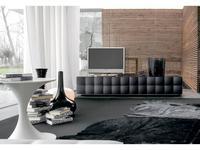 Tonin: Venice: тумба под телевизор  (черный)