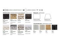 DARTE: образцы дерева Barocco, Floris, Dalia