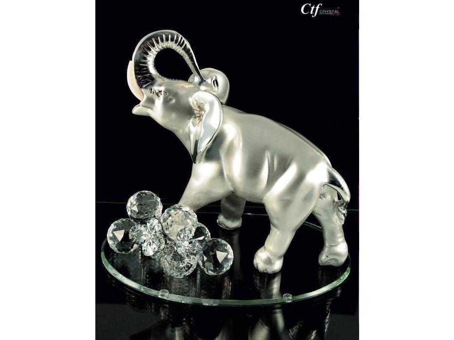Ctf: Elefante: статуэтка  (кристаллы)