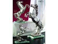 Ctf: Cavallo: статуэтка  (серебро)