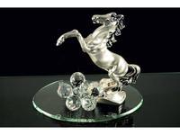 Ctf: Cavallo: статуэтка  (кристаллы)