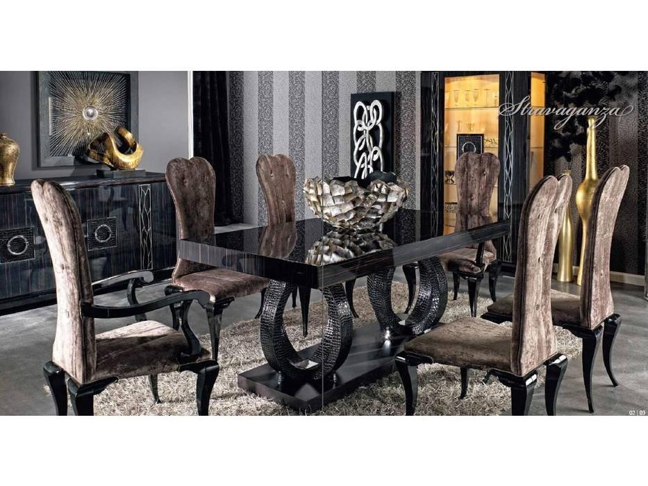 Llass: Stravaganza: стол обеденный раскладной