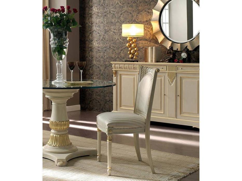 Llass: Da Vinci: стул  (слоновая кость, золото)