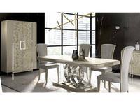 Llass: Kira: стол обеденный  (лак)