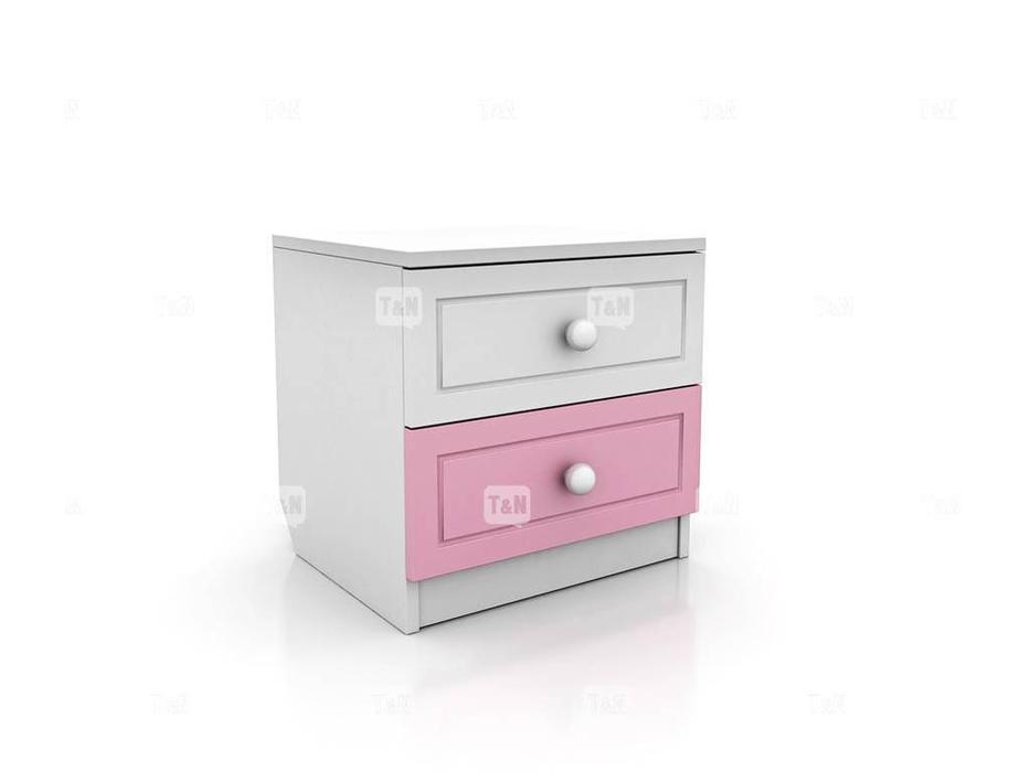 Tomyniki: Michael: тумба прикроватная  (белый, розовый, зеленый, беж)