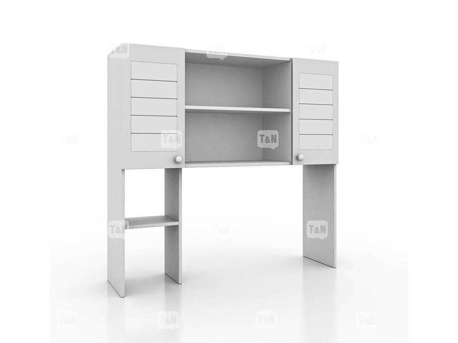 Tomyniki: Michael: надстройка для стола  (белый, розовый, зеленый, беж)