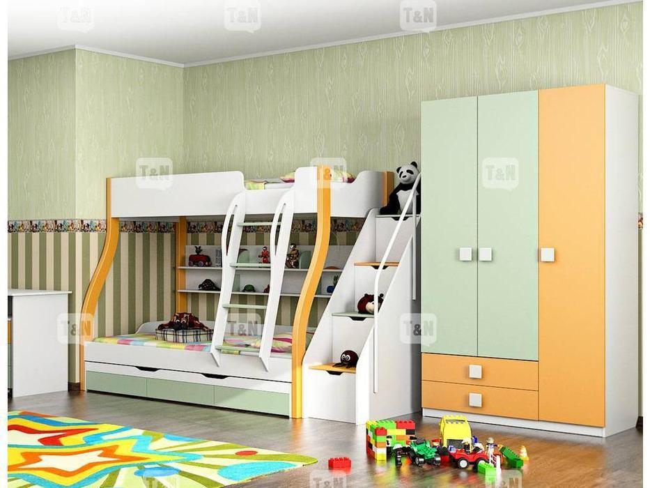 детская комната классика