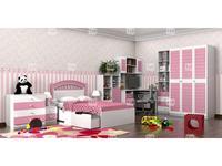 Tomyniki: Michael: детская комната (розовый)