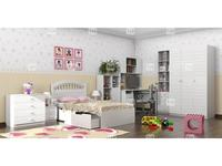 Tomyniki: Michael: детская комната (белый)