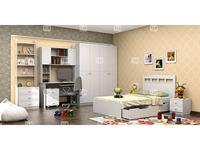 Tomyniki: Robin: детская комната (белый)