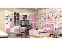 Tomyniki: Robin: детская комната (розовый)