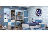Tomyniki: Robin: детская комната (голубой)