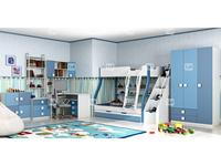 Tomyniki: Tracy: детская комната (голубой)